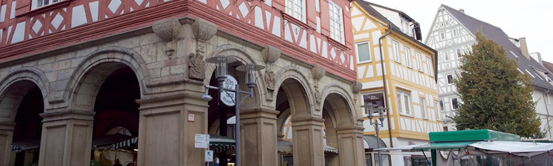 Waiblinger Marktplatz